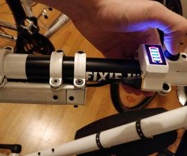 LOBSTER - Low Power Bike Supply Battery