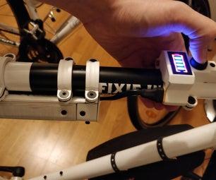 龙虾 - 低电源自行车供应电池