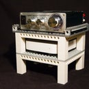 Mini LEGO Airplay Amplifier Tower