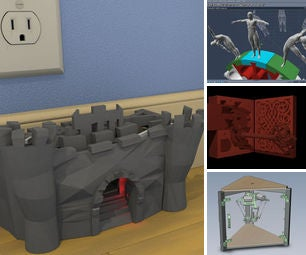 3D Design Contest Winners