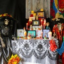 Halloween 'Day of the Dead' Alter