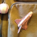 Space Shuttle Copper Pin