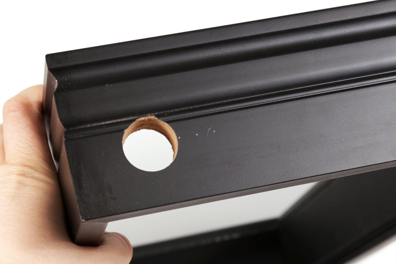 Drill a Plug Hole