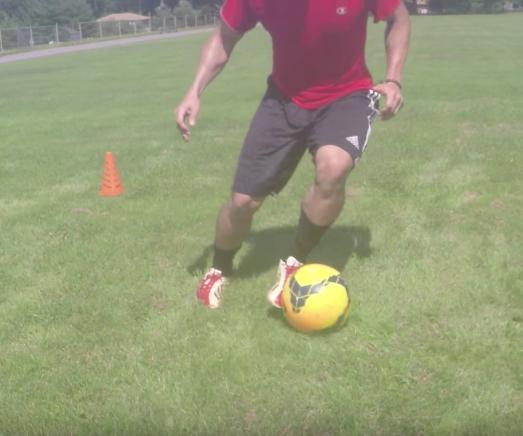 Soccer Dribbling Skills
