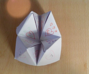 A Valentines Fortune Teller-are They the One for Me?