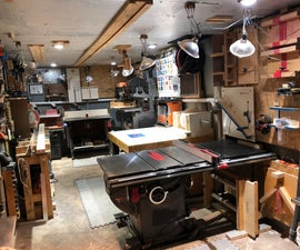 Shop Organization Tips and Practices