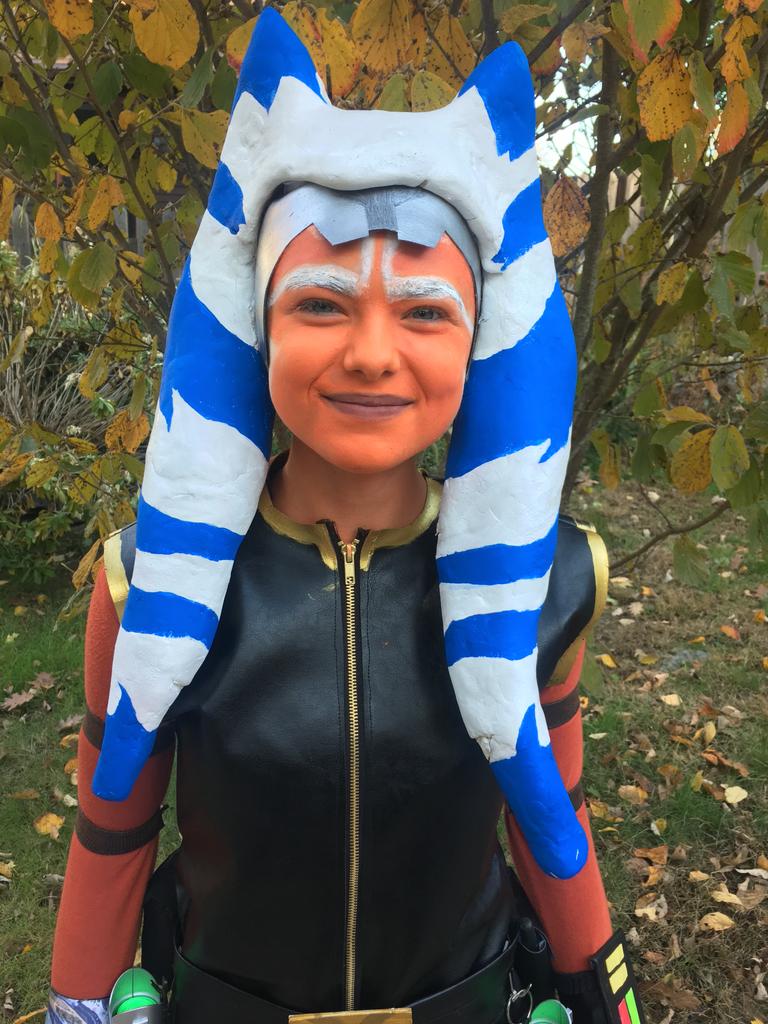 Star Wars Season Seven Ahsoka Tano Costume