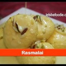 Rasmalai Recipe - Indian Sweets Recipe
