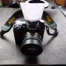 Printable Paper Pop-Up  Flash Diffuser/Reflector