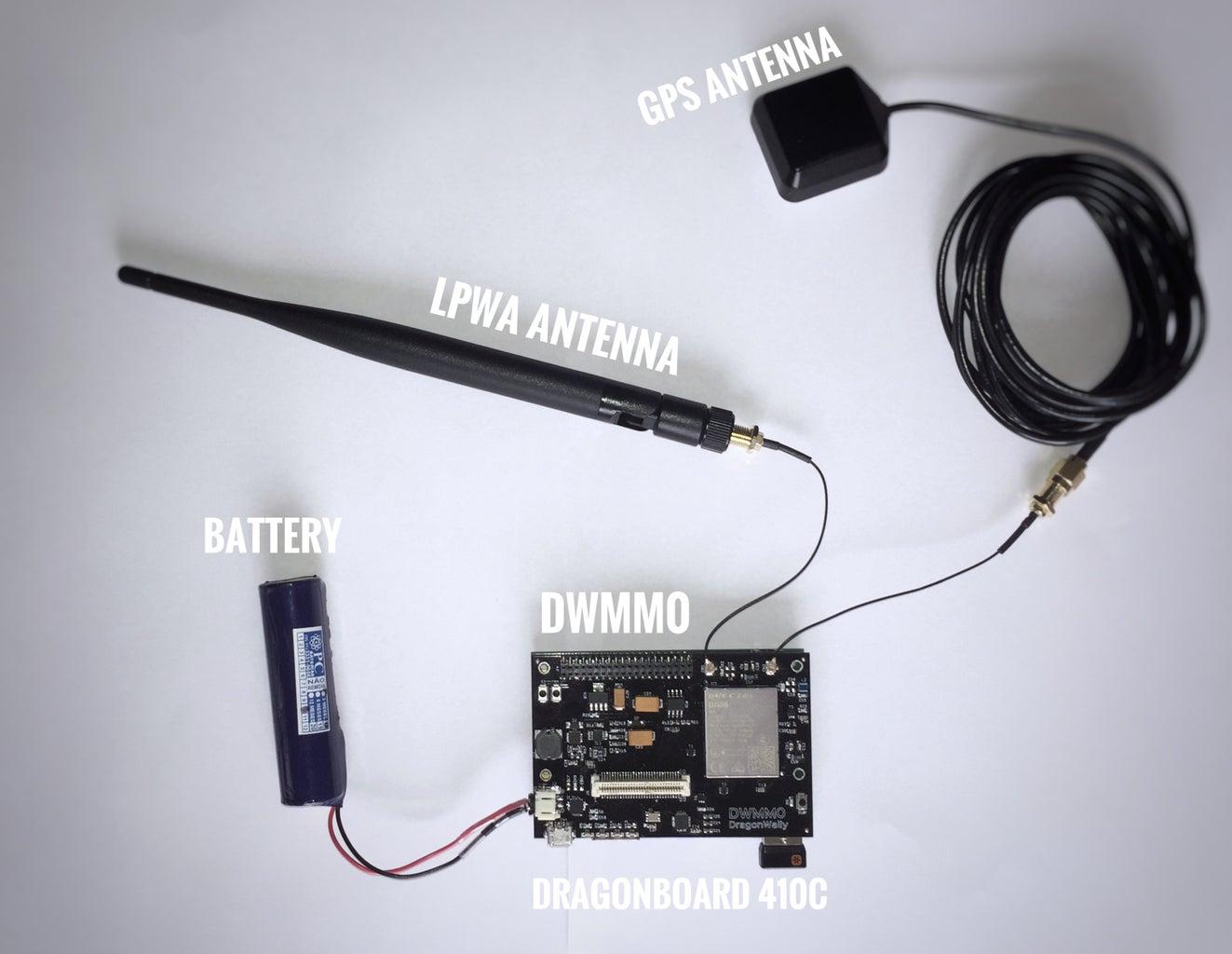 DWMM0 Mobile Connectivity Mezzanine