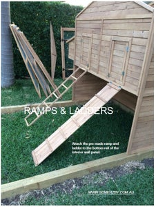Ramps & Ladders