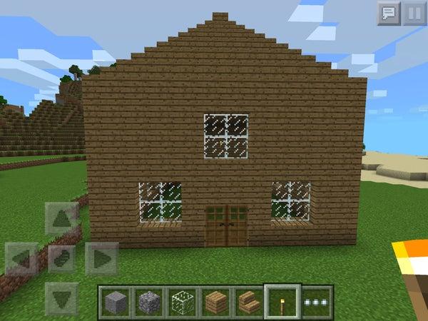 Basic Minecraft House