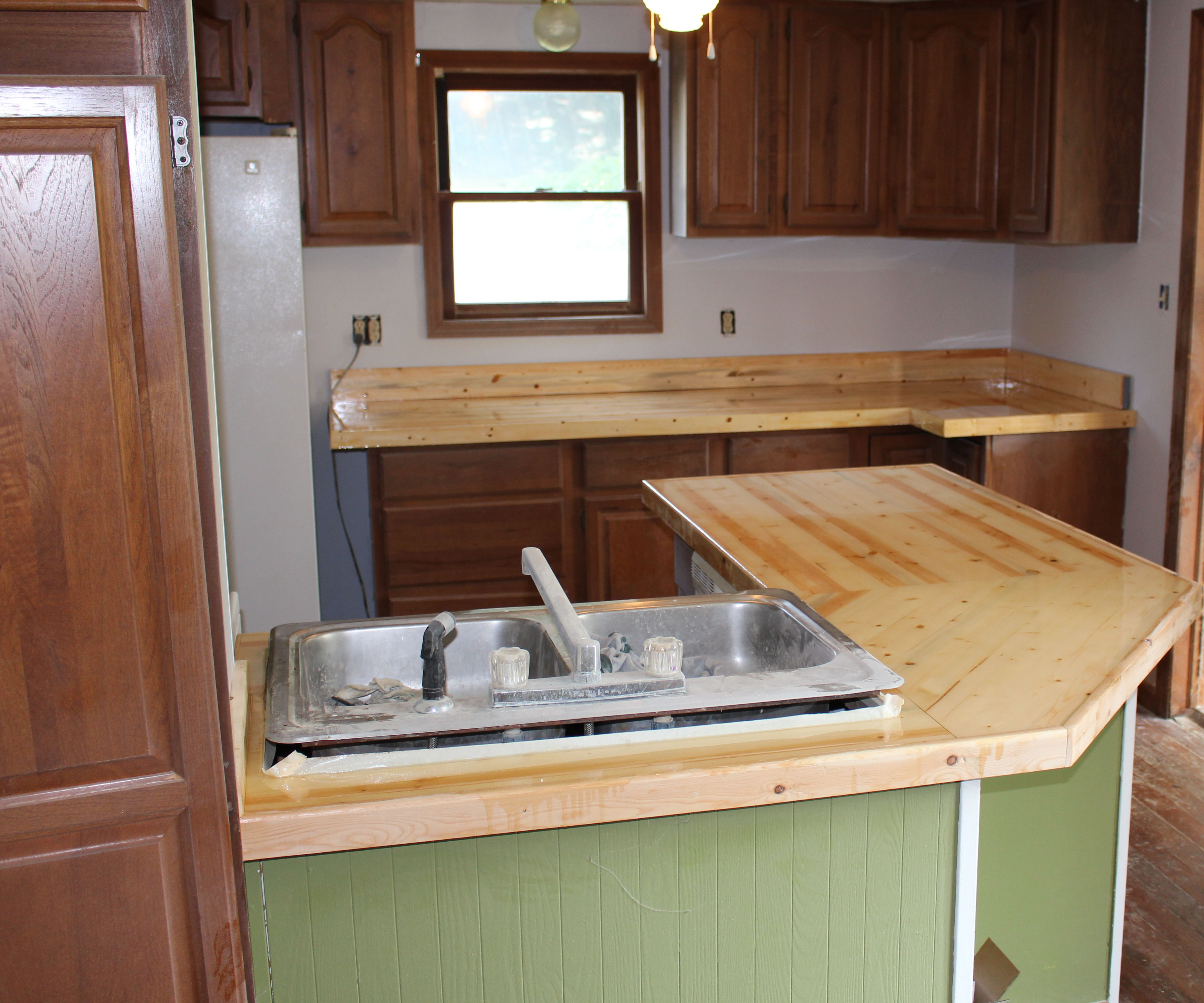 Say Goodbye to That Formica Countertop