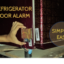 Alarma de la puerta del frigorífico