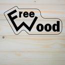 free wood