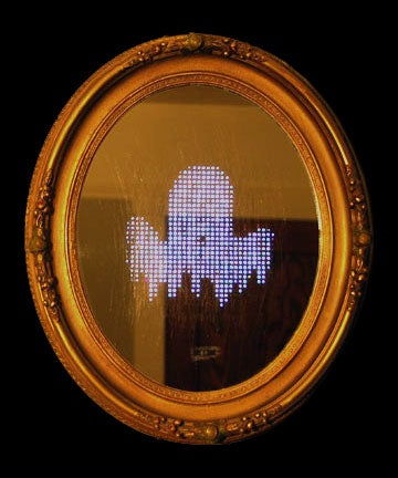 Android Haunted Mirror