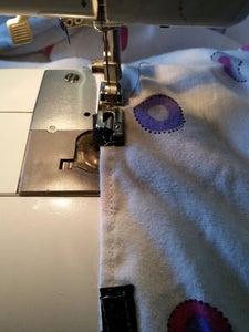 Sew on Velcro