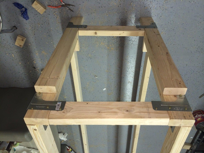 Build the Bottom Frame