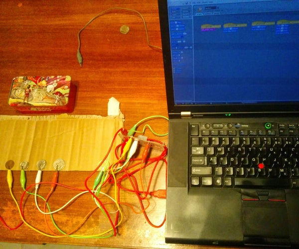 Using Scratch and Makey Makey to Make Your Own Games