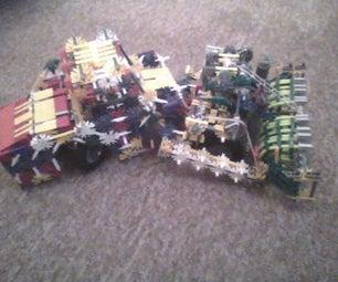 Knex Bulldozer