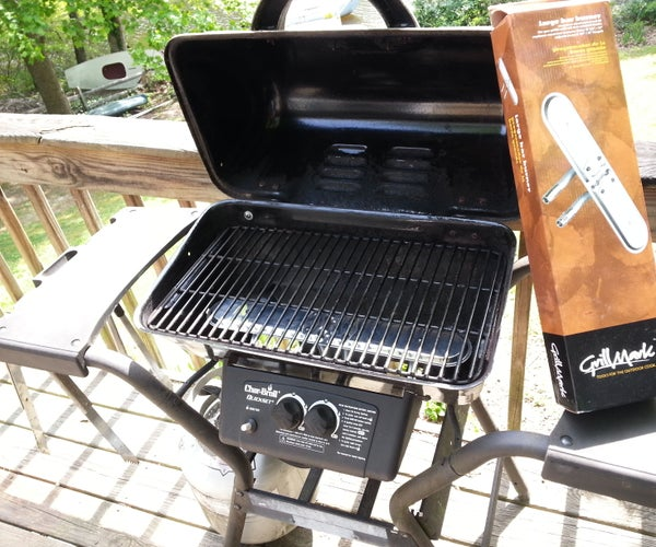 Gas Grill Burner Replacement