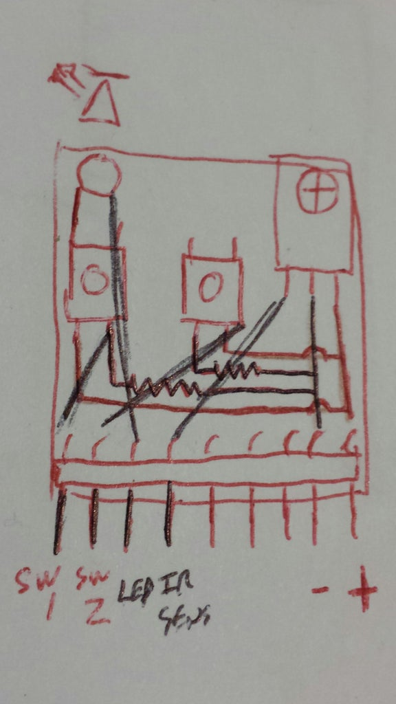 IR Mini-Shield Construction