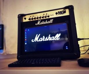 马歇尔的电脑