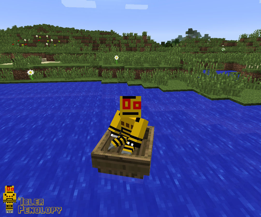 Getting around in Minecraft