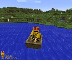 Getting Around in Minecraft
