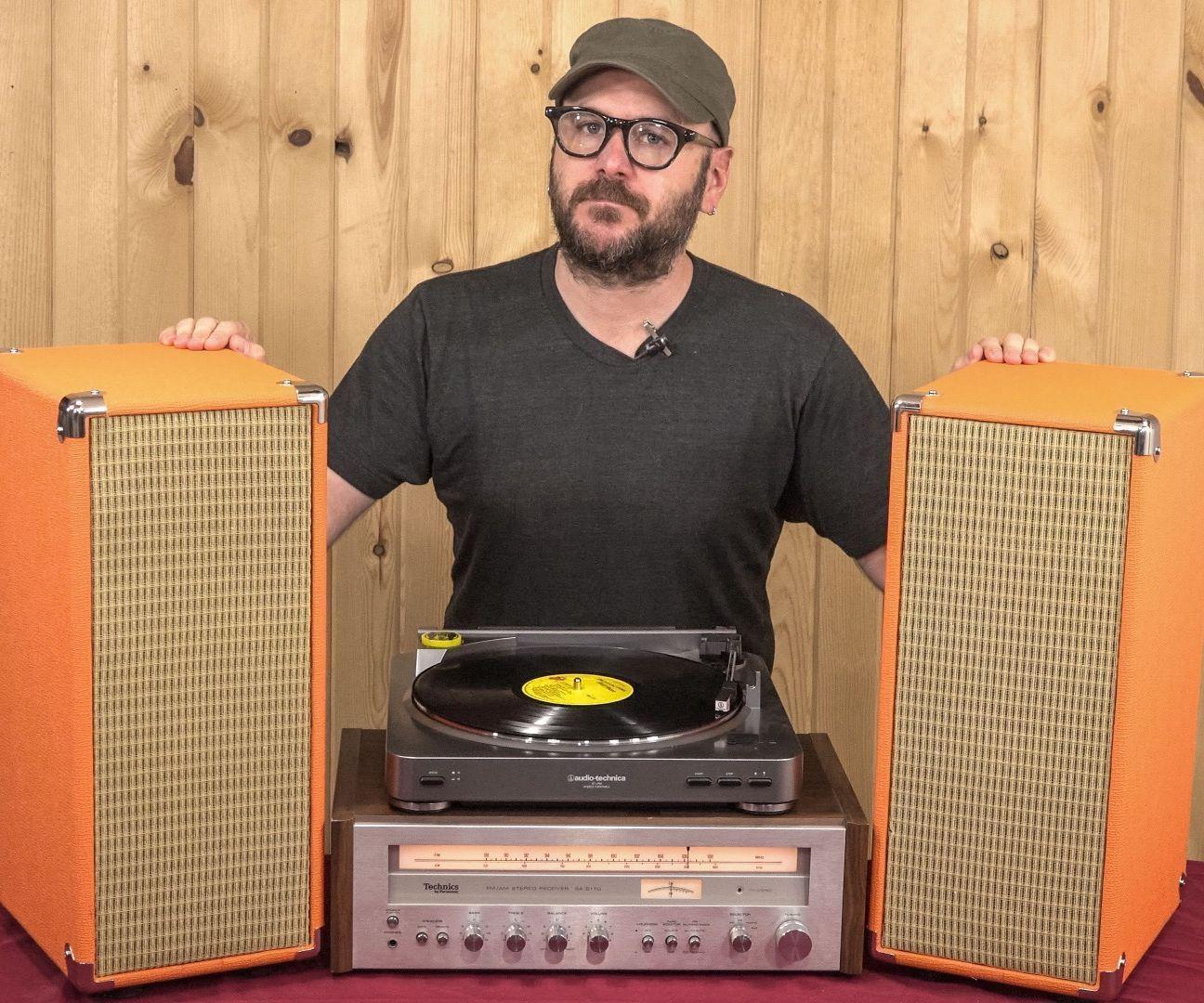 DIY Speaker Build