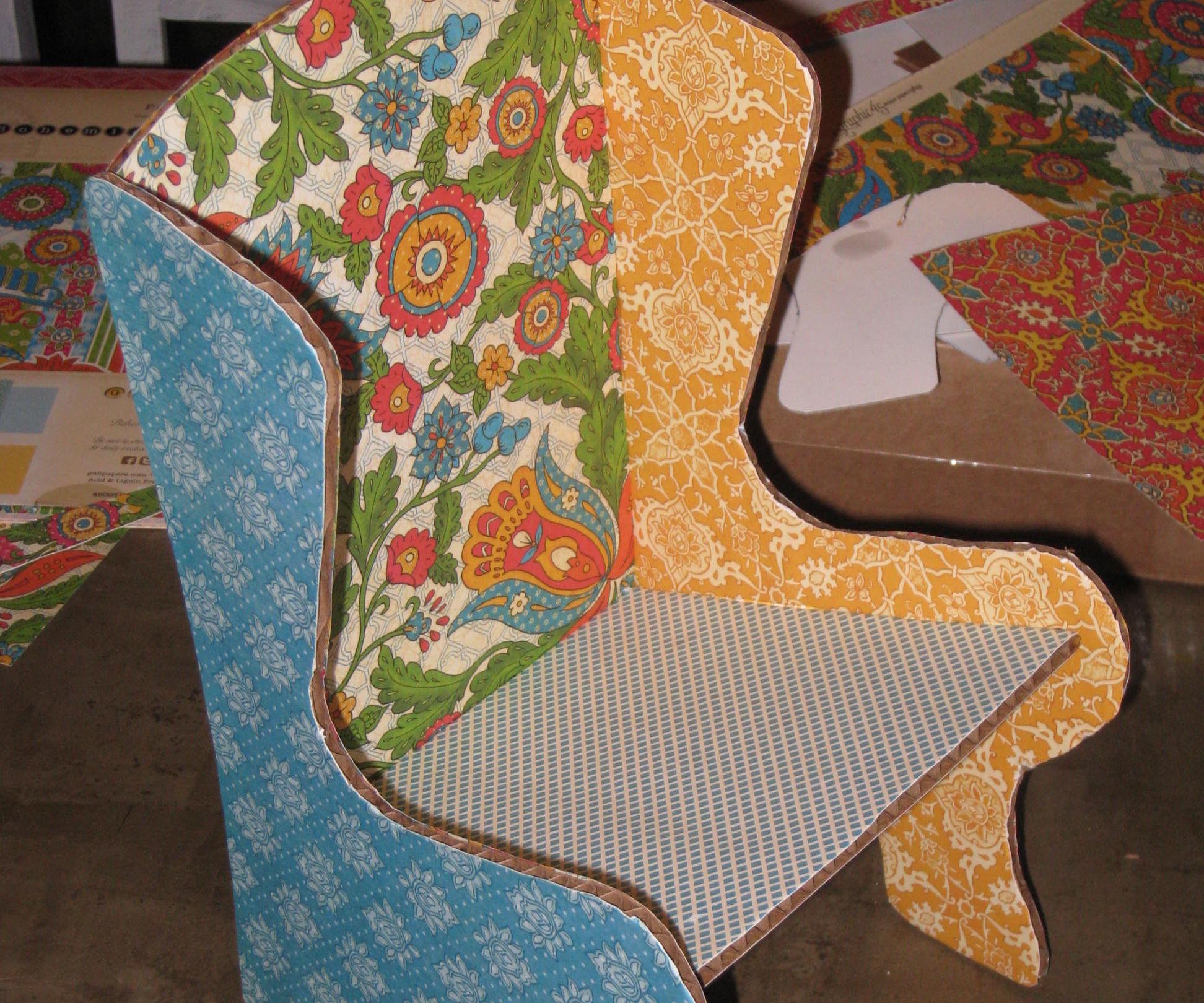 DIY 18 Inch Doll Chair