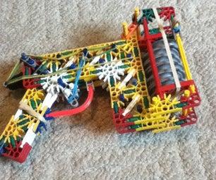 Knex Wheel Shooter