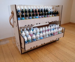 The Paint Caddy