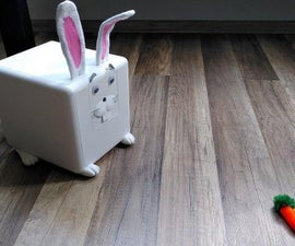 Tobi-P, the Robotic Rabbit Companion