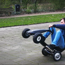 How to Convert a Hoverboard Into an Electric Go Kart