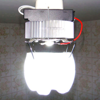Futuristic 10W LED Lamp