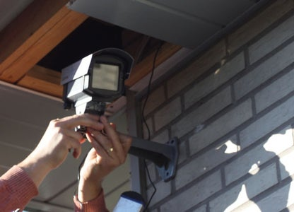 Mounting the Camera