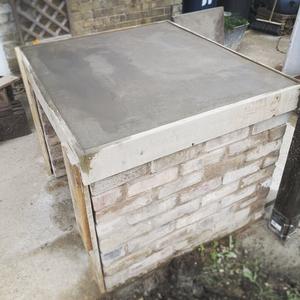 Setting the Concrete Slab