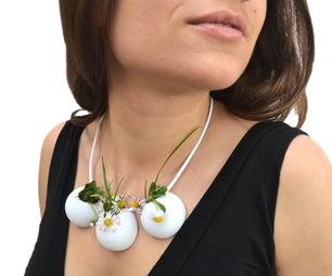 Urban Farming Jewelry