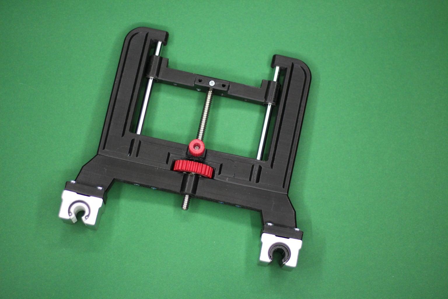 Assembling the Right Bracket