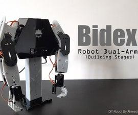 Bidex Robot Dual Arm