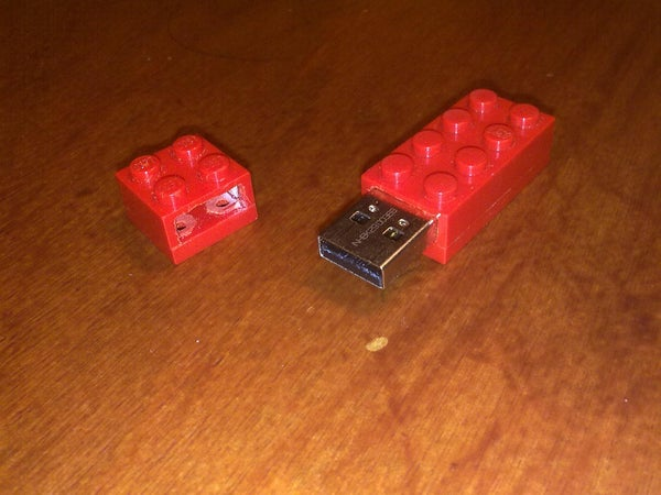How to Make a Complete Lego USB Drive
