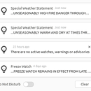 Weather Alert Notifier