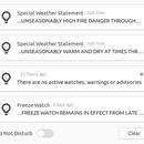 Weather Alert Notifier