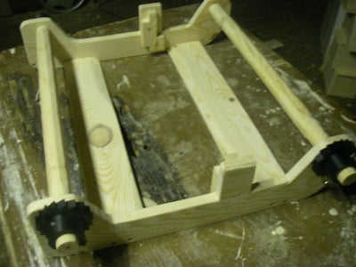 Assembly of the Frame