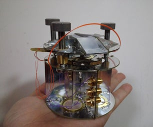 Updated! DIY AFM (Atomic Force Microscope) / 自己動手做原子力顯微鏡 (LEGO2NANO Project)