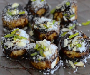 Choco Banana Recipe: Easy Tasty Yummy (Low Calorie Dessert of Banana )