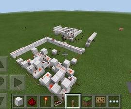 Logic Gates in Minecraft