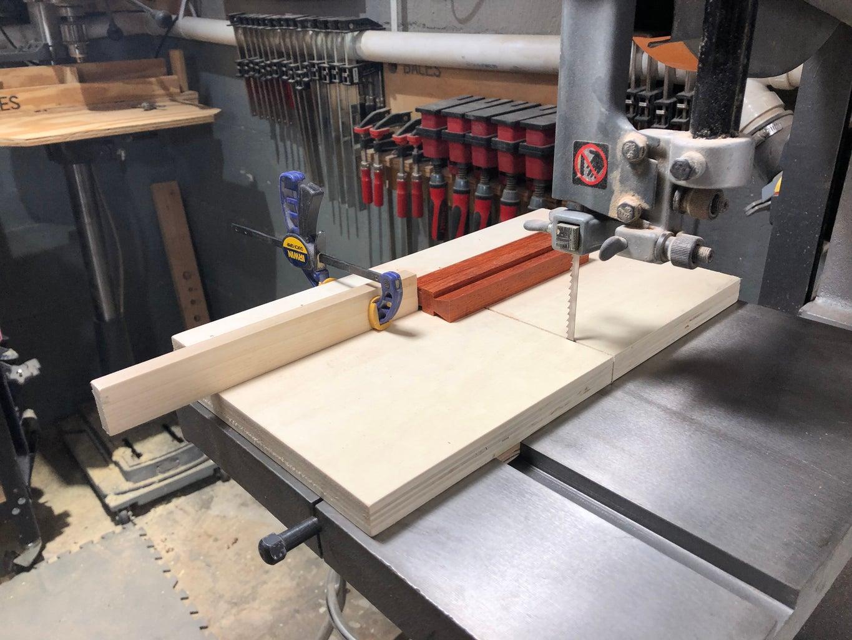 Cutting Dovetail Key Stock
