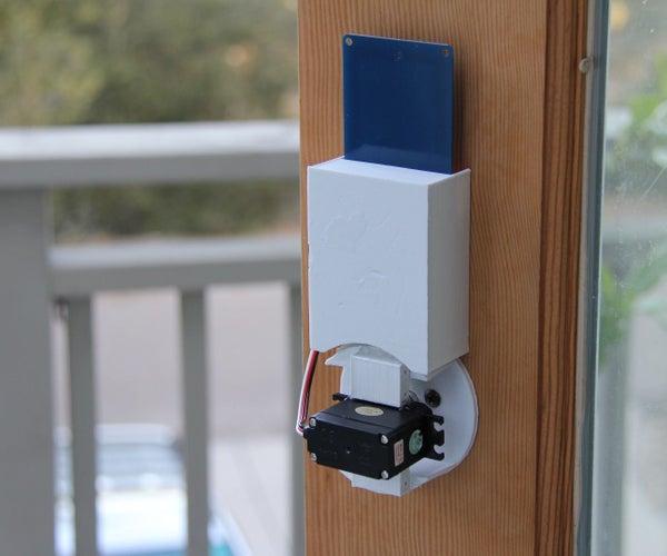 NFC Door Lock With the Qduino Mini (under $100)